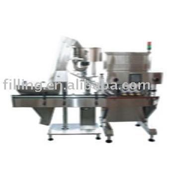 DF200 Botella Lineal Máquina de tapa automática