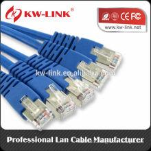 Патч-кабель UTP с медными жилами 7 * 0,12 мм