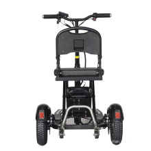 best selling 3 wheel electric portable adults foldable mobility scooter