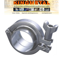 Stainless Steel Ss304/Ss316L Heavy Duty Hose Clamps (13NHP)