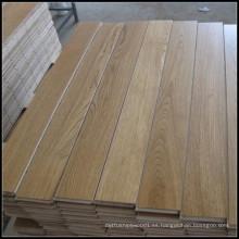Material de construcción Suelo de madera de múltiples capas de roble blanco