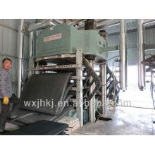 Máquina de espuma eva 1800 toneladas, máquina que hace espuma de epdm