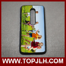 Wholesale 2D Sublimation TPU+PC Mobile Phone Cases for Motorola X Play