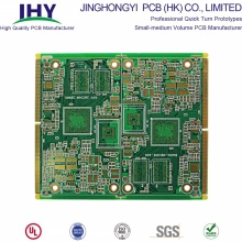 16 Layer Fr4 Fiberglass Based Multilayer PCB