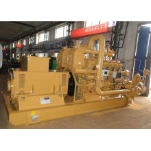 Generador de gas del gas de la cama del carbón 10kw-700kw / generador de gas de pizarra
