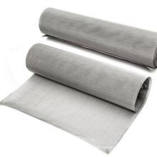 40 mesh Oxidation Resistance molybdenum wire mesh