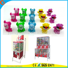 Hot Selling Colorful Empty Plastic Capsules Toys Container