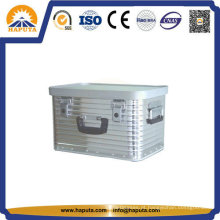 Caixa de armazenamento de alumínio com alça (HW-5001)