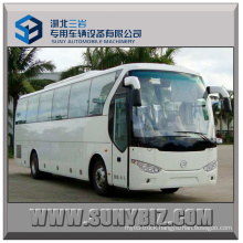 City Long Distance Coach 4X2 Luxury Sightseeing Bus