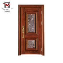 Projetos de porta de ferro de garantia de qualidade para casa india