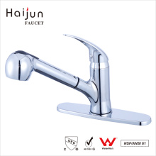 Haijun Útil y duradero caño largo 0.1 ~ 1.6MPa sola manija latón grifo del lavabo