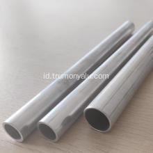 Mill Finished Aluminium Heat Disipation Round Tube
