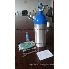 2L Aluminum Cylinder