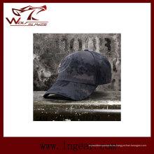 Parche béisbol sombrero sombrero del casquillo Kryptek militar Airsoft