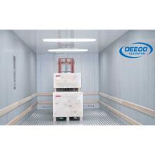 Elevadores de carga de mercadorias seguras de grande capacidade