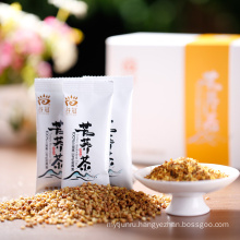 Buckwheat tea 100% organic black buck wheat tea Osmanthus flavored tea