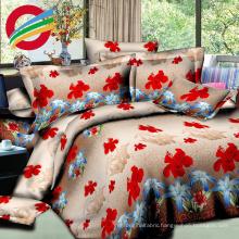 modern high quality 3d printing bed sheet bedding sets