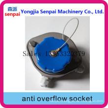 Tank Truck Accessory Anti Overflow Socket