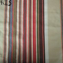 100% Cotton Jacquard Woven Yarn Dyed Fabric for Shirts/Dress Rls21-6ja