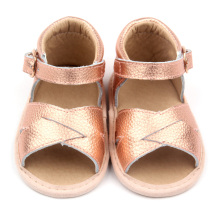Äkta Soft Leather Kids Sandals 2018