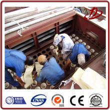 Centro de serviço ultramarino disponível Serviço Pós-venda Fornecido e Novo Condicionamento Rectangular Pulse Bag Filtro