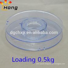 plastic spool bobbin 3d printer filament spool bobbin
