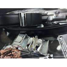 Ratchet Leather Belt for Boy (HH-160406)