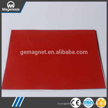 China-Produkt-spätester pic Gummimiff hölzerner Kühlschrankmagnet
