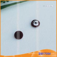 Bouton de tige couverte de tissu BM1709