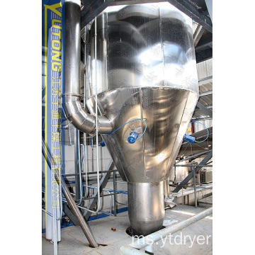 Titanium Dioxide Pressure Spray Dryer