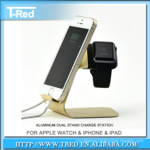 Aluminum Stand Desktop Charging Dock Stand Holder for Apple Watch