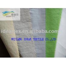 Crinkled Nylon Taslon Fabric For Sportswear