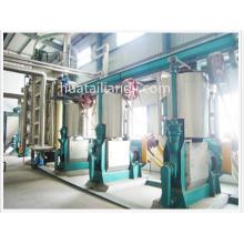 Máquina del aceite de girasol 20-100T / D con alta calidad