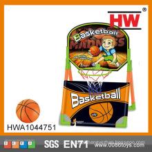 Kids Play Set Sport Folding Basketball Backboard