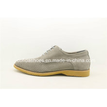 Fashion Europe Simple Leather Dress Men's Shoes