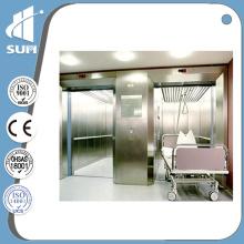 Больница Лифт скорости 2,0 м / с Емкость 2000 кг