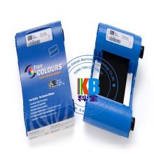 Zebra p110i p210i p310i p330i 1000 Image noir Ruban pour imprimante à transfert thermique