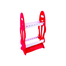 FSRK001 custom color ABS fishing rod display rack