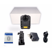 Multi-langue 1080 P Police Portable Corps Caméra IR Vision Nocturne Ambarella A7 Police Poche Caméra Vidéo