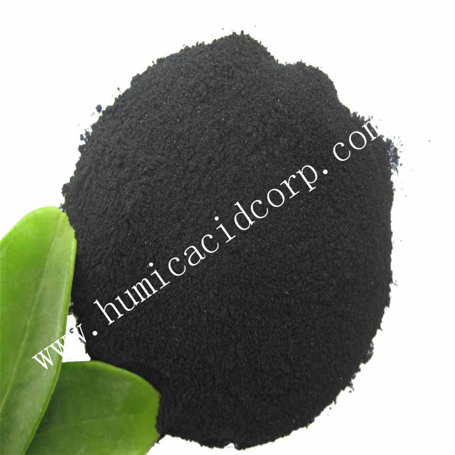 sodium humic acid powder