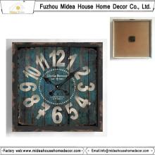 Accessoires d'horloge murale européenne Home Decor