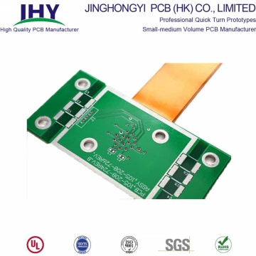 FR4 4 Layer Rigid PCB+2 Layer Rigid-flex PCB