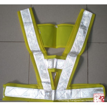 PVC Reflective Stripe for Vest and Garments