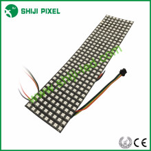 digital sk6812 16cm* 16cm P10/8cm*32cm flexible RGB led matrix ws2812b