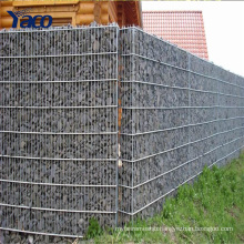 New products gabion box and glass rock for gabion