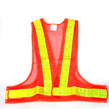 Triangle Reflective Safety Vest (Orange)