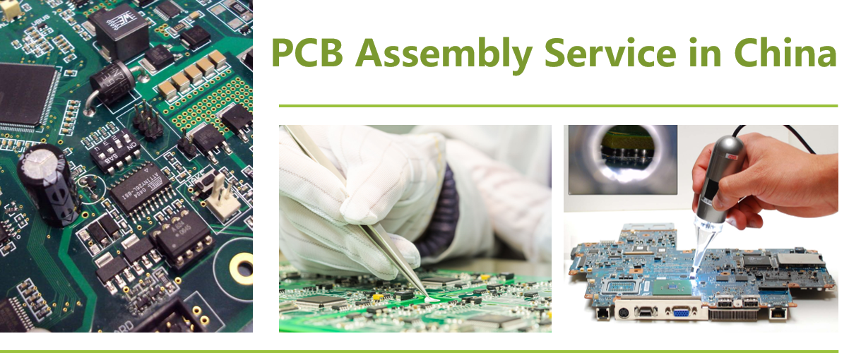 PCB Assembly Service in China | JHYPCB