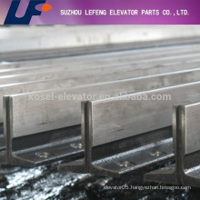 elevator guide rails supplier, hollow guide rail