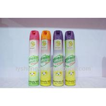 folha de flandres pode embalar spray de inseticida