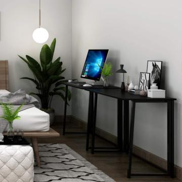 Mesa dobrável sem montagem para computador
